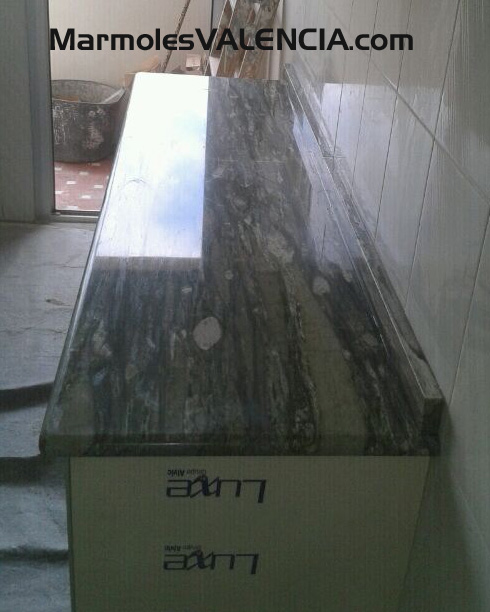 Fotograf as de algunos trabajos realizados for Como limpiar una mesa de marmol manchada